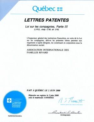 lettrepatente